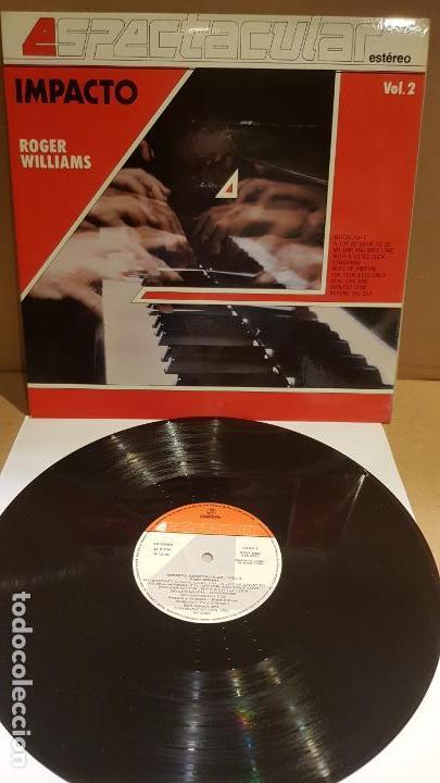 ROGER WILLIAMS / SERIE ESPECTACULAR / LP - COLUMBIA-1984 / MBC. ***/*** (Música - Discos - LP Vinilo - Orquestas)