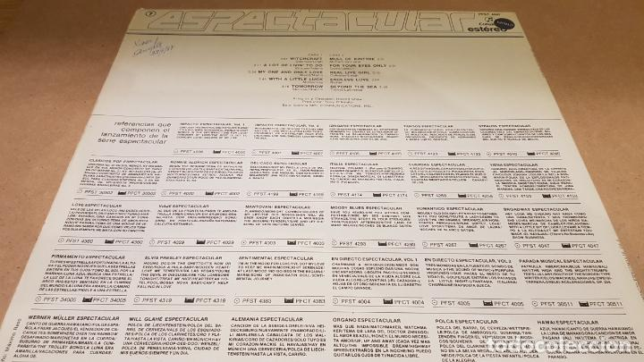 Discos de vinilo: ROGER WILLIAMS / SERIE ESPECTACULAR / LP - COLUMBIA-1984 / MBC. ***/*** - Foto 2 - 159852090