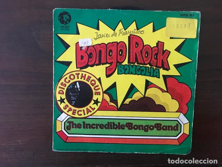 THE INCREDIBLE BONGO BAND ?– BONGO ROCK / BONGOLIA SELLO: MGM RECORDS ?– 20 06 161 FORMATO: VINYL, 7 (Música - Discos - Singles Vinilo - Funk, Soul y Black Music)