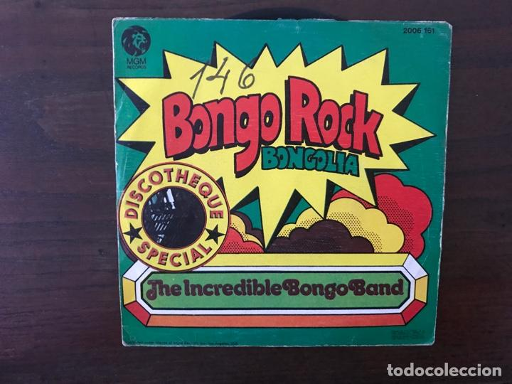 Discos de vinilo: The Incredible Bongo Band ?– Bongo Rock / Bongolia Sello: MGM Records ?– 20 06 161 Formato: Vinyl, 7 - Foto 2 - 159852102