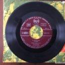 Discos de vinilo: MARIO LANZA – BEGIN THE BEGUINE / NOCHE Y DÍA / O SOLE MIO / CORE INGRATO SELLO: RCA FORMATO: VINY. Lote 159859826
