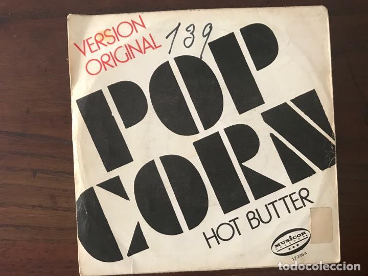 HOT BUTTER ?– POP CORN (VERSION ORIGINALE) SELLO: MUSICOR FORMATO: VINYL, 7 , 45 RPM, SINGLE PAÍS: (Música - Discos - Singles Vinilo - Electrónica, Avantgarde y Experimental)