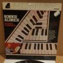 Discos de vinilo: RONNIE ALDRICH / SU PIANO Y ORQUESTA / SERIE ESPECTACULAR / LP - COLUMBIA-1982 / MBC. ***/***. Lote 159874278