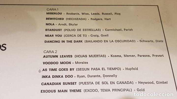Discos de vinilo: RONNIE ALDRICH Y SUS DOS PIANOS / ÉXITOS DE TODOS LOS TIEMPOS / LP - DECCA-1967 / LUJO. ****/**** - Foto 3 - 159874978