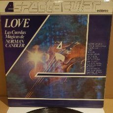 Vinyl-Schallplatten - LAS CUERDAS MÁGICAS DE NORMAN CANDLER / SERIE ESPECTACULAR / LP - TELEFUNKEN-1982 / MBC. ***/*** - 159875390
