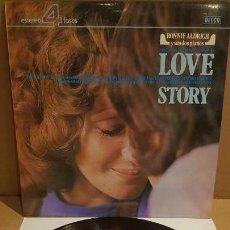 Discos de vinilo - RONNIE ALDRICH Y SUS DOS PIANOS / LOVE STORY / LP - DECCA-1973 / CALIDAD LUJO.****/**** - 159876838