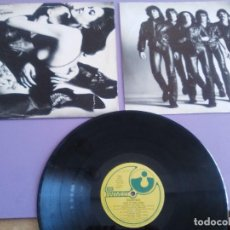 Discos de vinilo: LP.SCORPIONS. LOVE AT FIRST STING. EMI-HARVEST 2400071.PORTUGAL AÑO1984+ ENCARTE. . Lote 159877198