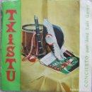 Discos de vinilo: JOSE LUIS GARAY: TXISTU. ZORTZIKO DE USANDIZAGA / FANDANGO GUIPUZKOANO / ARIN-ARIN Nº 1 / MARITXU +. Lote 159878562
