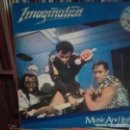 Discos de vinilo: IMAGINATION SUPER SINGLE 45 RPM MUSIC AND LIGHTS 1982. Lote 159884178