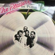 Discos de vinilo: THE PLATTERS – BODAS DE PLATA (LP). Lote 159886342