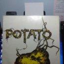 Discos de vinilo: LP POTATO & TIJUANA IN BLUE (CONTIENE POSTER ). Lote 159896762
