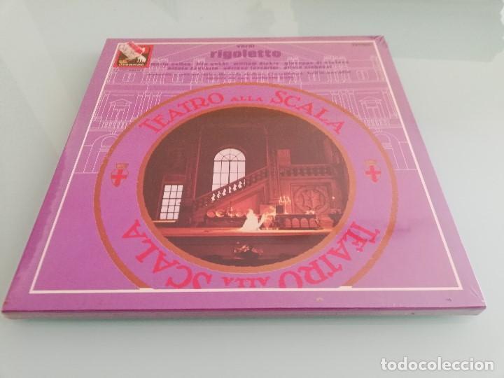 Discos de vinilo: 15 cajas de vinilos clásica (EMI, Deutsche Grammophon: La Perichole, Ernani, Carmen...) - Foto 3 - 159900026