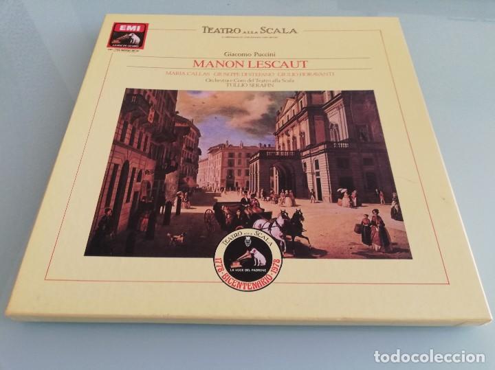 Discos de vinilo: 15 cajas de vinilos clásica (EMI, Deutsche Grammophon: La Perichole, Ernani, Carmen...) - Foto 9 - 159900026