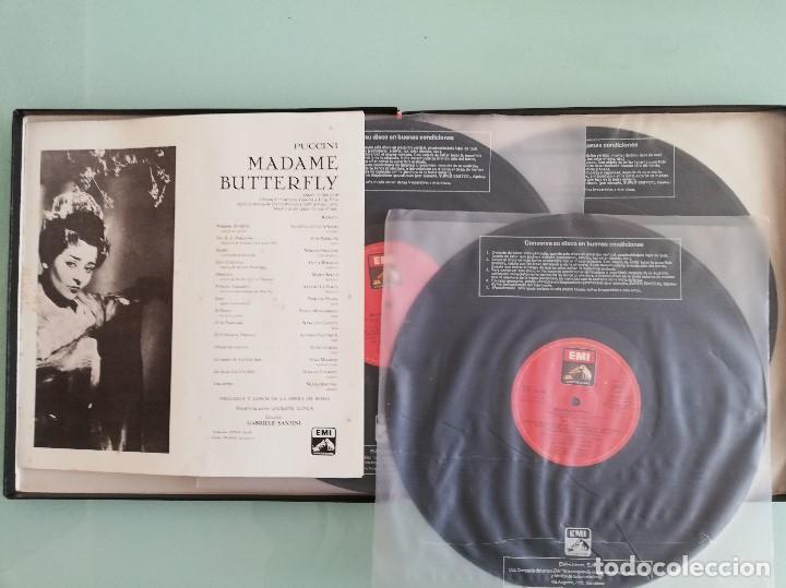 Discos de vinilo: 15 cajas de vinilos clásica (EMI, Deutsche Grammophon: La Perichole, Ernani, Carmen...) - Foto 12 - 159900026