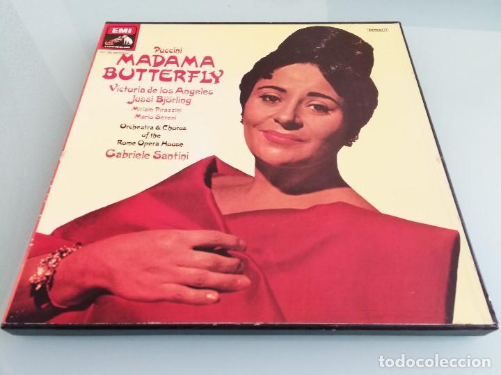 Discos de vinilo: 15 cajas de vinilos clásica (EMI, Deutsche Grammophon: La Perichole, Ernani, Carmen...) - Foto 13 - 159900026