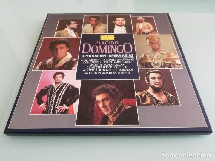 Discos de vinilo: 15 cajas de vinilos clásica (EMI, Deutsche Grammophon: La Perichole, Ernani, Carmen...) - Foto 15 - 159900026