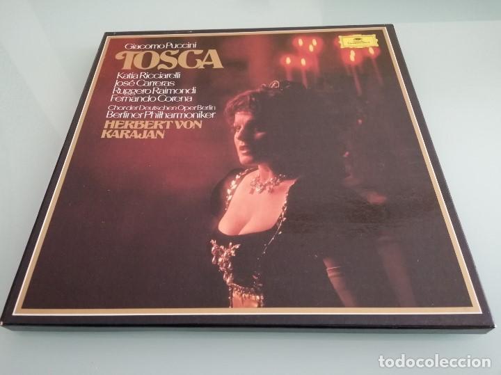 Discos de vinilo: 15 cajas de vinilos clásica (EMI, Deutsche Grammophon: La Perichole, Ernani, Carmen...) - Foto 17 - 159900026