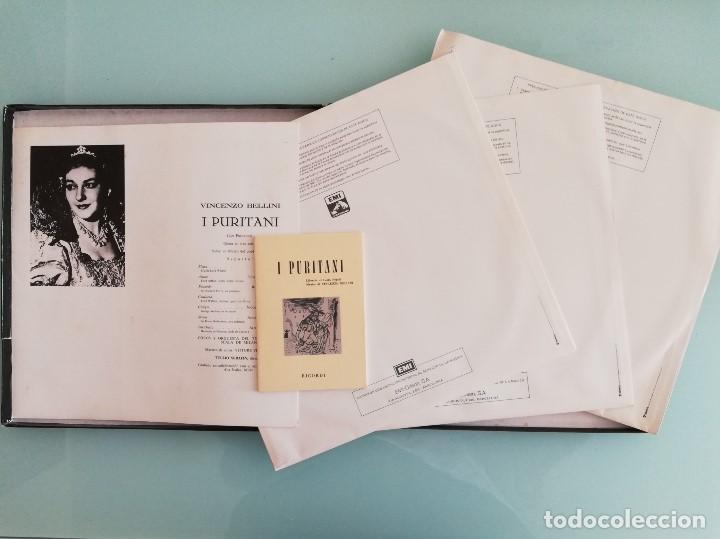 Discos de vinilo: 15 cajas de vinilos clásica (EMI, Deutsche Grammophon: La Perichole, Ernani, Carmen...) - Foto 18 - 159900026