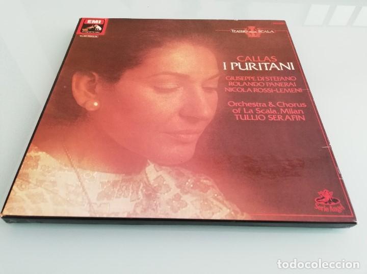 Discos de vinilo: 15 cajas de vinilos clásica (EMI, Deutsche Grammophon: La Perichole, Ernani, Carmen...) - Foto 19 - 159900026