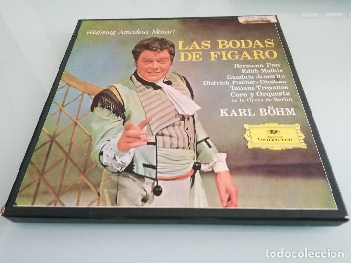 Discos de vinilo: 15 cajas de vinilos clásica (EMI, Deutsche Grammophon: La Perichole, Ernani, Carmen...) - Foto 21 - 159900026