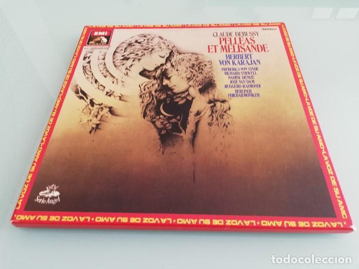 Discos de vinilo: 15 cajas de vinilos clásica (EMI, Deutsche Grammophon: La Perichole, Ernani, Carmen...) - Foto 25 - 159900026