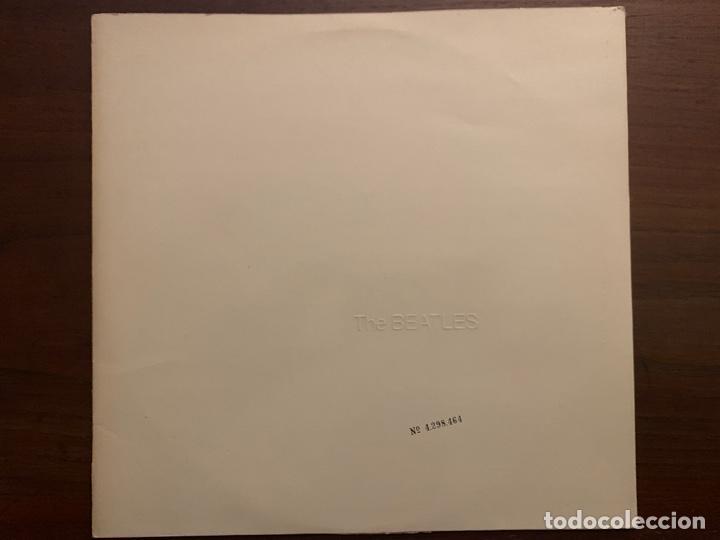 THE BEATLES – THE BEATLES SELLO: ODEON – 1 J 162-04.173/74 FORMATO: 2 × VINYL, LP, ALBUM (Música - Discos - LP Vinilo - Pop - Rock Extranjero de los 50 y 60)