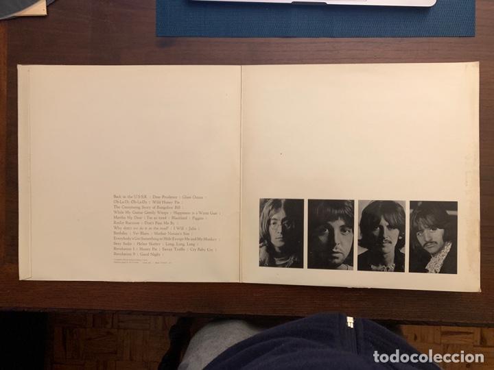 Discos de vinilo: The Beatles – The Beatles Sello: Odeon – 1 J 162-04.173/74 Formato: 2 × Vinyl, LP, Album - Foto 6 - 159908314