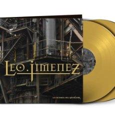 Discos de vinilo: LEO JIMENEZ 2 LP SPANISH HEAVY 2017-SARATOGA-AVALANCH-MAGO DE OZ-WILD (AGOTADO) ULTIMA COPIA *NUEVO*. Lote 159910590