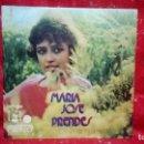 Discos de vinilo: MARIA JOSE PRENDES - MON HOMME + HIER ENCORE SINGLE SPAIN PROMO 1973. Lote 159914390