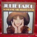 Discos de vinilo: JULIE PATOU - MANDAME MIL TELEGRAMAS. Lote 159914858