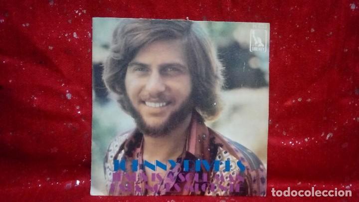 JOHNNY RIVERS - JESUS IS A SOUL MAN / THESE ARE NOT MY PEOPLE (SINGLE ESPAÑOL, LIBERTY 1970) (Música - Discos de Vinilo - Maxi Singles - Solistas Españoles de los 70 a la actualidad)