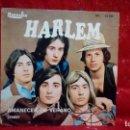 Discos de vinilo: HARLEM - AMANECER DE VERANO / JENNY - SINGLE - BARNAFON - 1973 - SPAIN . Lote 159916066