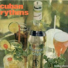 Discos de vinilo: X- EP HECHO EN CUBA - CUBAN RYTHMS - EGREM ORCHESTRE 6 TEMAS. Lote 159920718