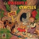 Discos de vinilo: EN PATUFET I ELS CONILS - SINGLE ODEON 1958 - REEDICION 60'S. Lote 159921522