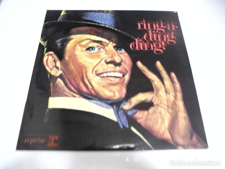 LP. FRANK SINATRA. RING A DING DING!. DISQUES VOGUE. REPRISE RECORDS HOLLYWOOD (Música - Discos - LP Vinilo - Cantautores Extranjeros)