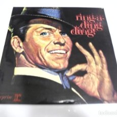Discos de vinilo: LP. FRANK SINATRA. RING A DING DING!. DISQUES VOGUE. REPRISE RECORDS HOLLYWOOD. Lote 159925118