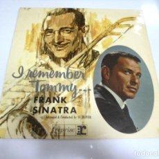 Discos de vinilo: LP. FRANK SINATRA. I REMEMBER TOMMY... DISQUES VOGUE.. Lote 210541502