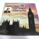 Discos de vinilo: LP. SINATRA SINGS. GREAT SONGS FROM GREAT BRITAIN. RECORDED IN LONDON, INGLATERRA 1962. Lote 159927126