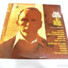 Discos de vinilo: LP. FRANK SINATRA. ALL ALONE. ARRANGED AND CONDUCTED BY GORDON JENKINS. VOGUE. Lote 159927458