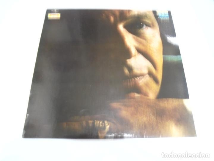 LP. FRANK SINATRA. A MAN ALONE & OTHER SONGS OF ROD MCKUEN. REPRISE (Música - Discos - LP Vinilo - Cantautores Extranjeros)