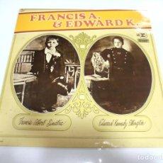 Discos de vinilo: LP. FRANCIS A. SINATRA & EDWARD K. ELLINGTON. DISQUES VOGUE. Lote 210541923