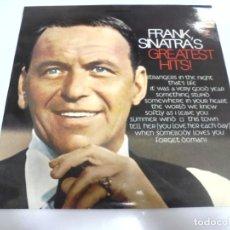 Discos de vinilo: LP. FRANK SINATRA'S. GREATEST HITS!. DISQUES VOGUE. Lote 159930410