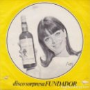 Discos de vinilo: FUNDADOR 10.121 - LA RATITA / EL GALLO KI-RI-KO - SINGLE SPAIN 1967. Lote 159930578