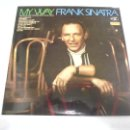 Discos de vinilo: LP. FRANK SINATRA. MY WAY. ARRANGED AND CONDUCTED BY DON COSTA. DISQUES VOGUE. Lote 159931018