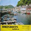 Discos de vinilo: DRINDOTS TALDEA: TRIXTE BIZI NAIX / KU - KU / EDERRA DA DONOSTIYA / ALA KINKIRRIN. Lote 159934894