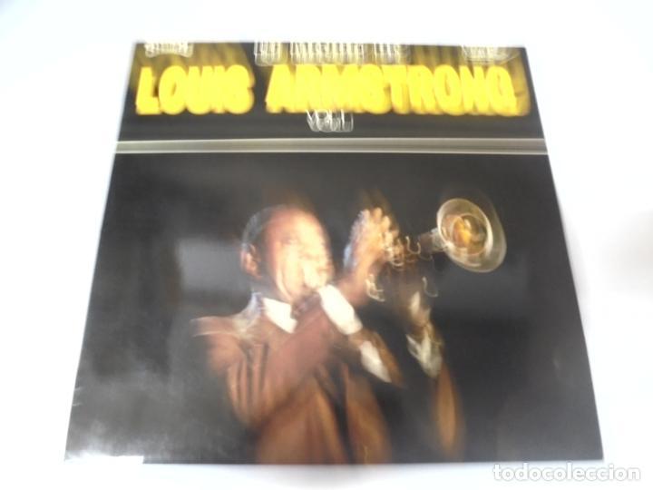 LP. LO MEJOR DE LOUIS ARMSTRONG. VOL.I. 1969. MOVIEPLAY (Música - Discos - LP Vinilo - Jazz, Jazz-Rock, Blues y R&B)