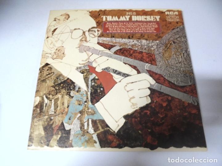 LP DOBLE. THIS IS TOMMY DORSEY. 1971. RCA RECORDS (Música - Discos - LP Vinilo - Jazz, Jazz-Rock, Blues y R&B)