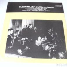 Discos de vinilo: LP. GLENN MILLER AND HIS ORCHESTRA. 1939 - 1940. SOUNDCRAFT. Lote 159943206