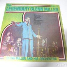 Discos de vinilo: LP. THE LEGENDARY GLENN MILLER. VOL.17. RCA 1977. Lote 159945386