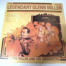 Discos de vinilo: LP. THE LEGENDARY GLENN MILLER. VOL.13. RCA 1977. Lote 159946990